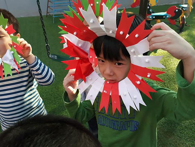 Lop Montesori 16 Lớp Montessori chào đón Noel 2016