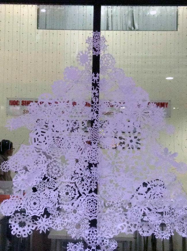 Mot mua giang sinh o HA 4 Một mùa Giáng sinh ở Hanoi Academy