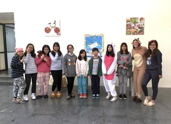 Mua giang sinh o HA 1 Mùa Giáng sinh ở Hanoi Academy