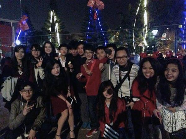 Mua giang sinh o HA 2 Mùa Giáng sinh ở Hanoi Academy