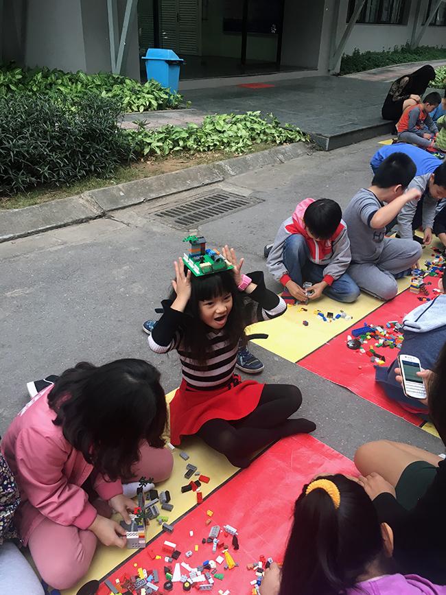 Ngay hoi Lego 10 Ngày hội Lego – Sáng tạo thành phố tương lai