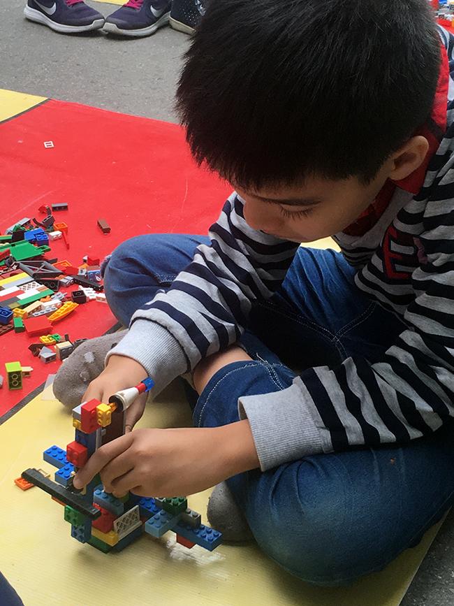 Ngay hoi Lego 11 Ngày hội Lego – Sáng tạo thành phố tương lai