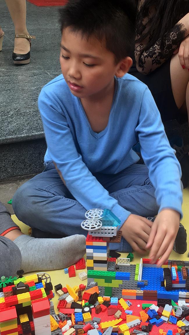 Ngay hoi Lego 5 Ngày hội Lego – Sáng tạo thành phố tương lai