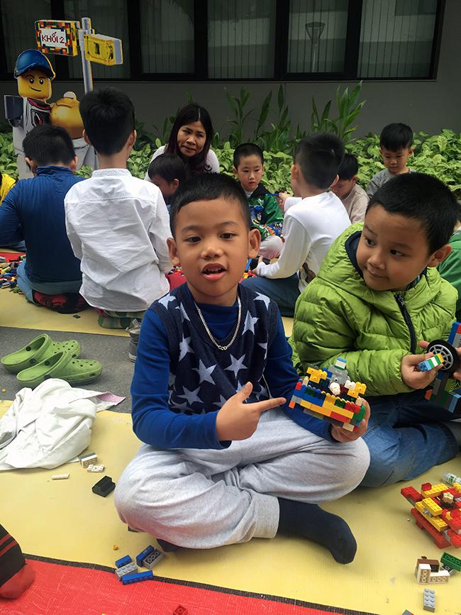 Ngay hoi Lego 6 Ngày hội Lego – Sáng tạo thành phố tương lai