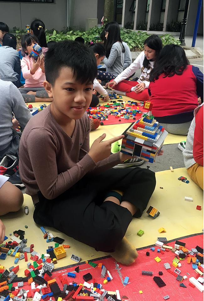 Ngay hoi Lego 7 Ngày hội Lego – Sáng tạo thành phố tương lai