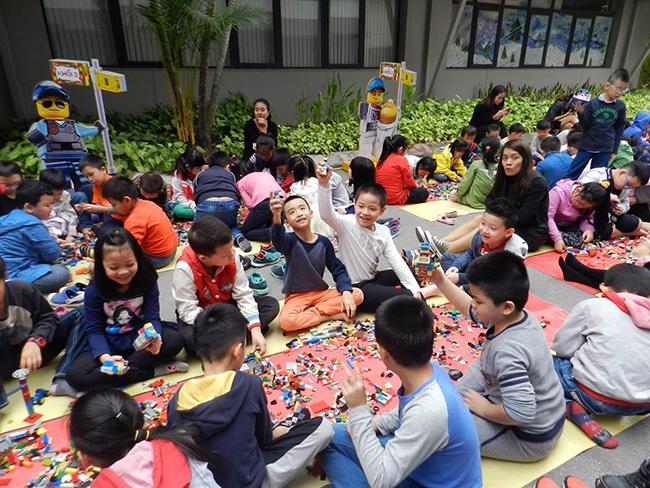 Ngay hoi Lego 8 Ngày hội Lego – Sáng tạo thành phố tương lai