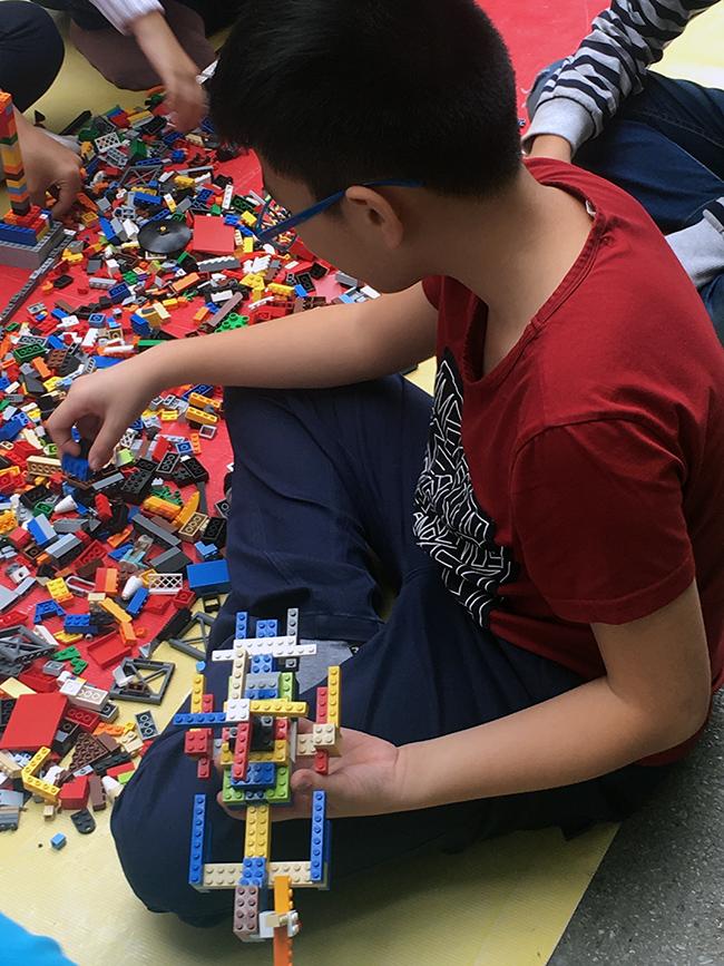 Ngay hoi Lego 9 Ngày hội Lego – Sáng tạo thành phố tương lai