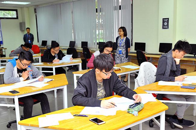 Hoc bong Nhat 4 Kỳ thi học bổng du học Nhật Bản tại Đại học IPU