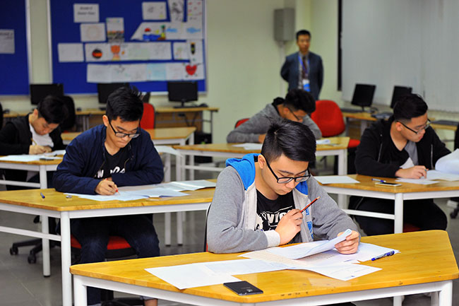 Hoc bong Nhat 5 Kỳ thi học bổng du học Nhật Bản tại Đại học IPU