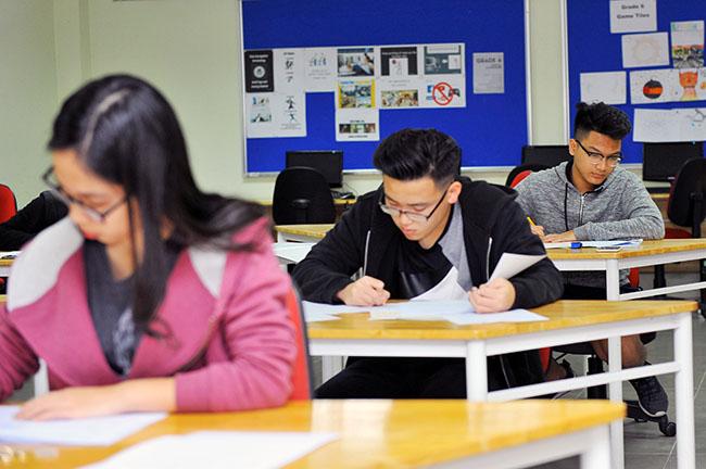 Hoc bong Nhat 7 Kỳ thi học bổng du học Nhật Bản tại Đại học IPU