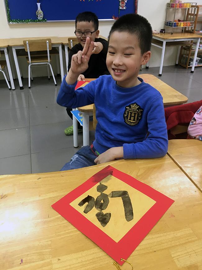 """19 Những """"Ông đồ nhí"""" đến từ Hanoi Academy"""