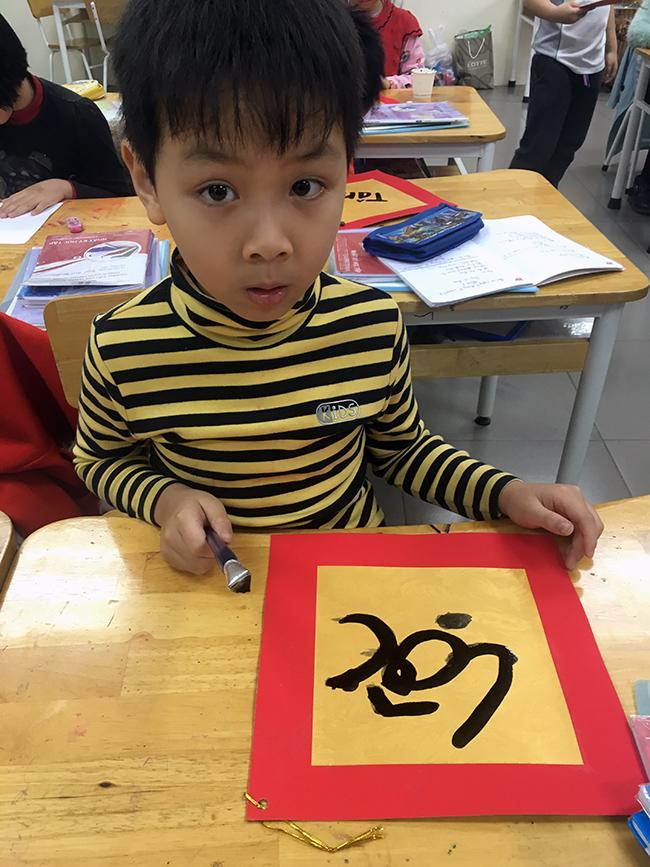 """7 Những """"Ông đồ nhí"""" đến từ Hanoi Academy"""