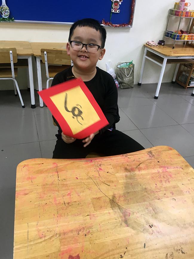 """9 Những """"Ông đồ nhí"""" đến từ Hanoi Academy"""