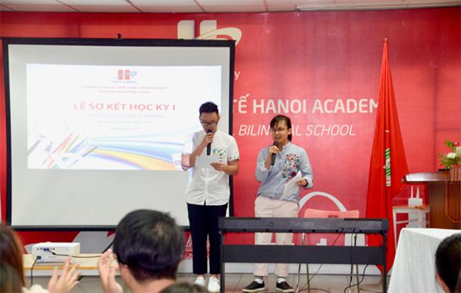 So ket HK I 16-17 THPT 1 Sơ kết học kì I năm học 2016 – 2017 khối THPT