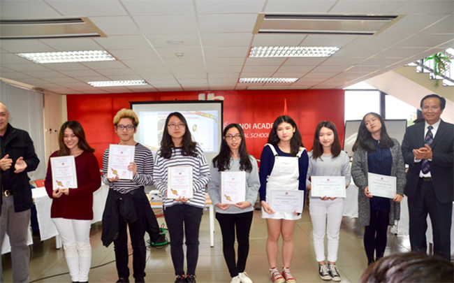 So ket HK I 16-17 THPT 6 Sơ kết học kì I năm học 2016 – 2017 khối THPT