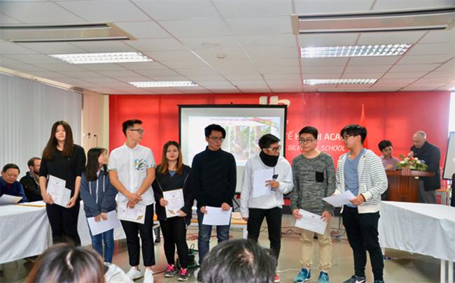 So ket HK I 16-17 THPT 9 Sơ kết học kì I năm học 2016 – 2017 khối THPT