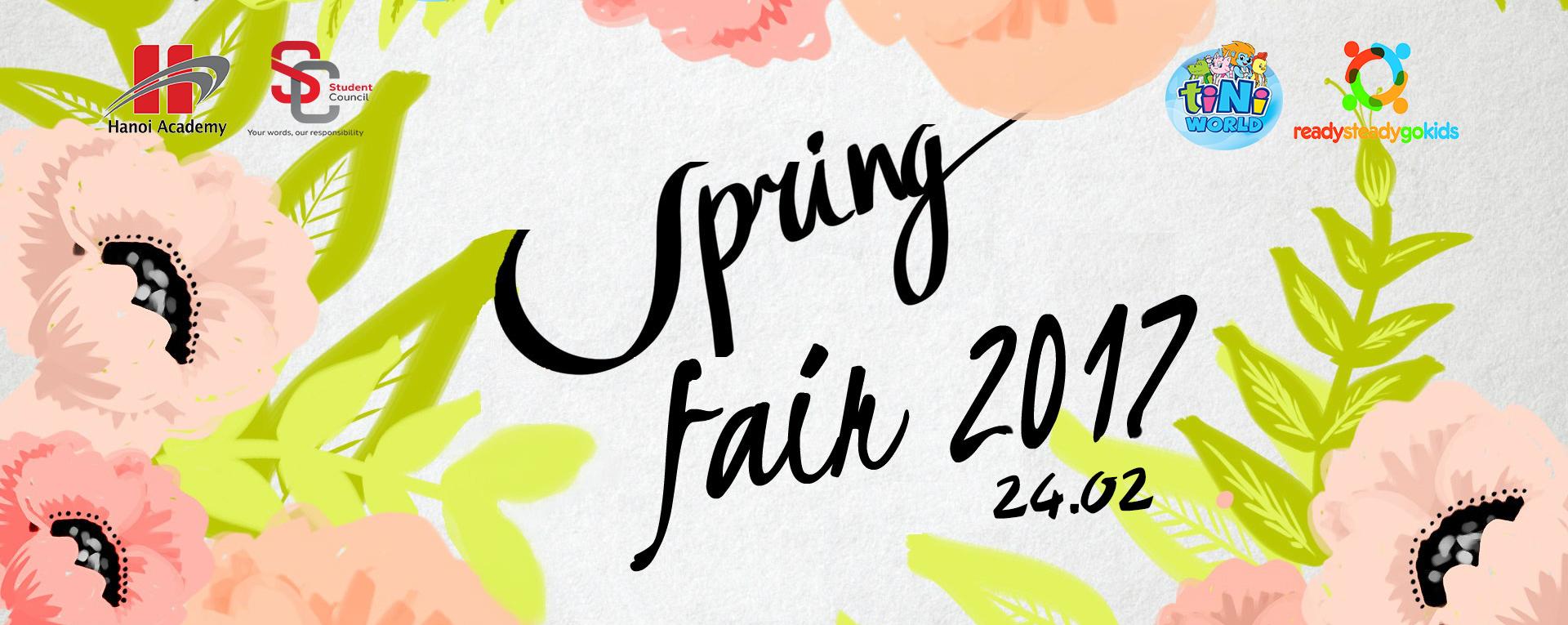 Spring Fair  Spring Fair 2017