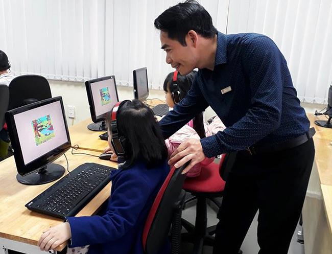 Cho tre MN tiep can CNTT 5 Cho trẻ mầm non tiếp cận với công nghệ thông tin không khó