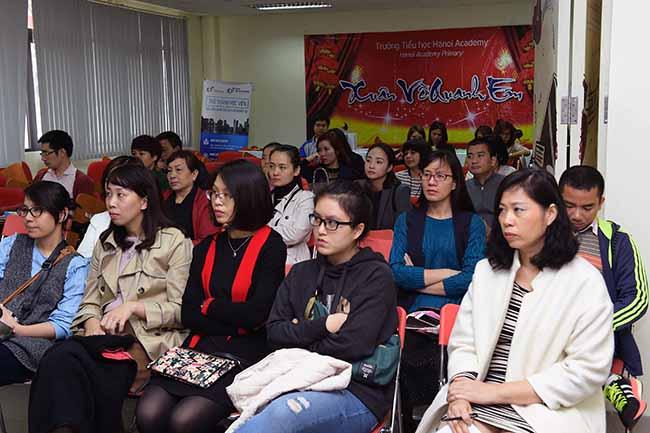 Cung con toi truong 9 Bố mẹ ơi, cùng con tới trường Hanoi Academy nhé!