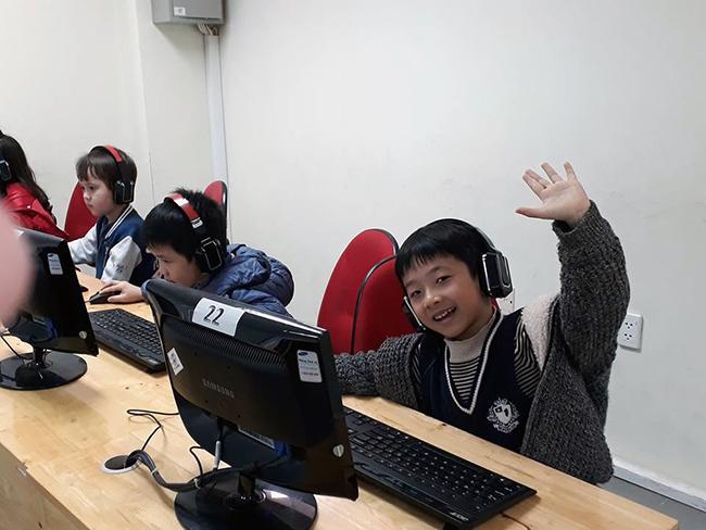 Cho tre MN tiep can CNTT 13 Cho trẻ mầm non tiếp cận với công nghệ thông tin không khó