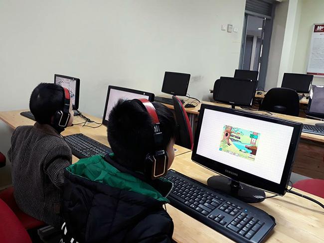 Cho tre MN tiep can CNTT 14 Cho trẻ mầm non tiếp cận với công nghệ thông tin không khó