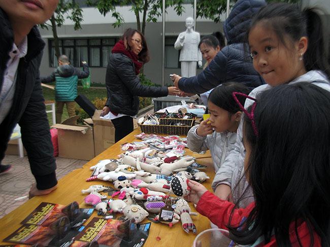 Hoi cho xuan 5 Hội chợ Xuân – Spring Fair 2017