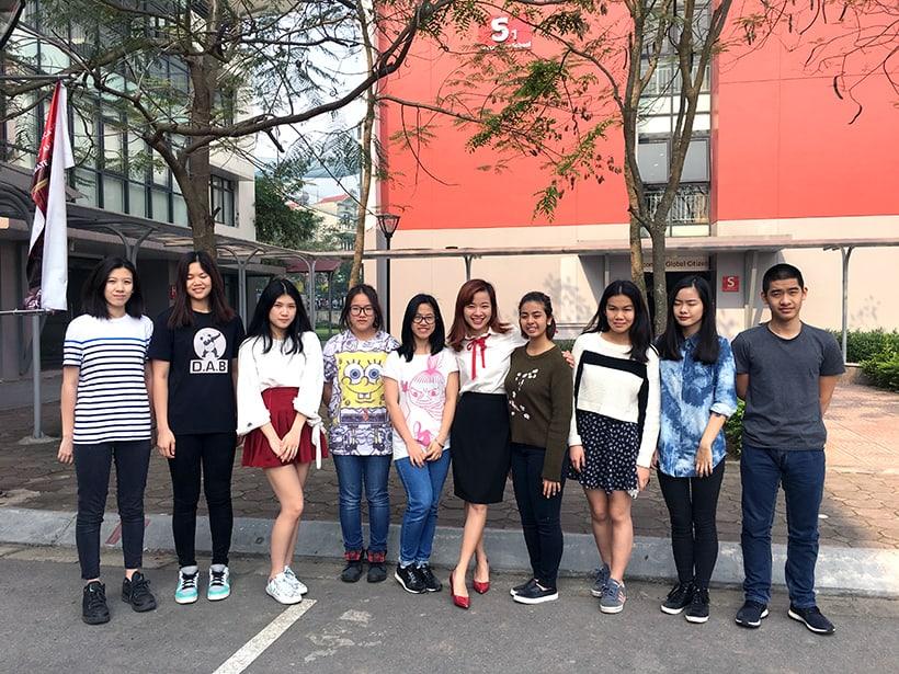 Dấu ấn học sinh Hanoi Academy tại kỳ thi Olympic 2016 – 2017
