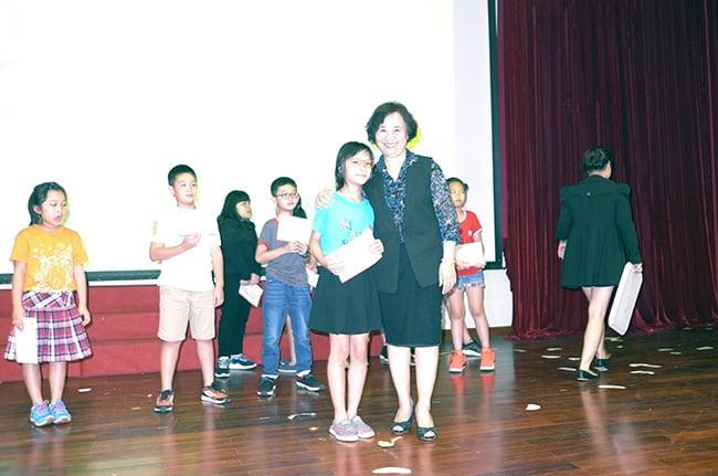 Chung kết Hanoi Academy Primary's Got Talent 2017