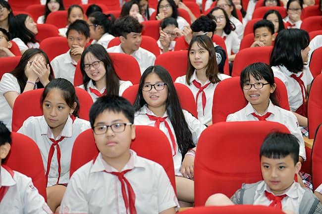 Học sinh THCS với cách tự vệ trước đối tượng xâm hại tình dục