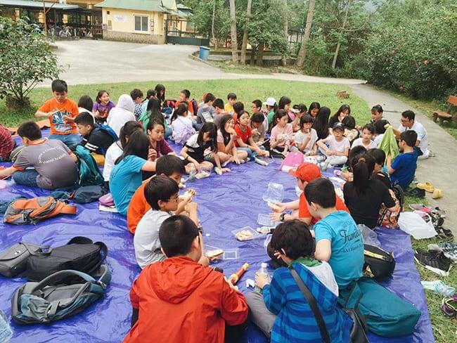 Những bài học từ trại Gấu