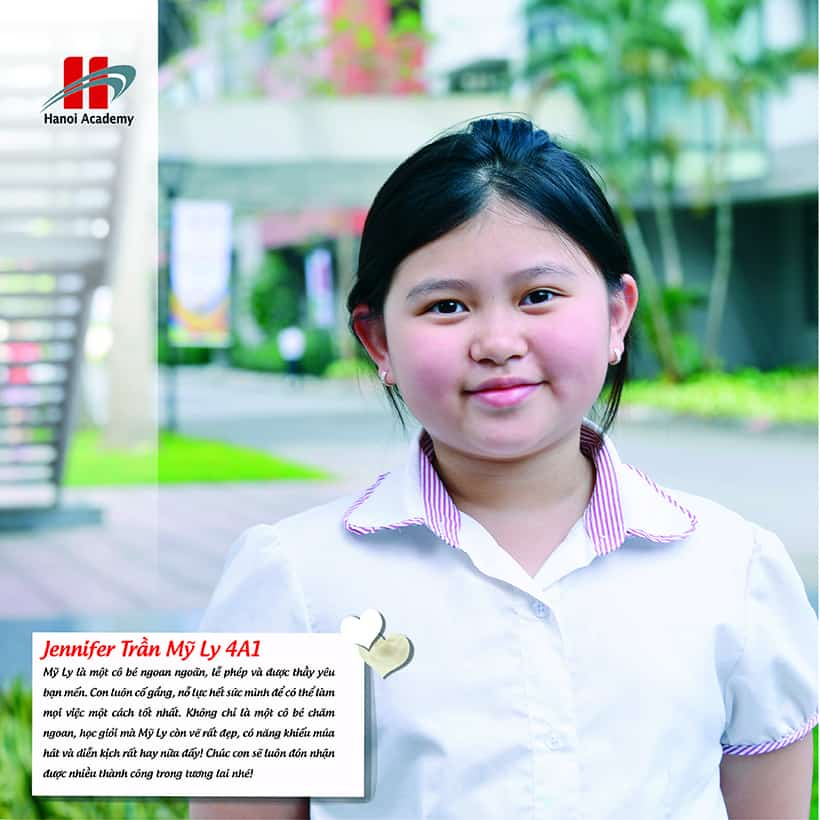 Student of the month – May 2017 – Primary school