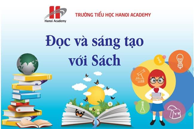 cuon-sach-em-yeu Học sinh Tiểu học hào hứng giới thiệu cuốn sách em yêu