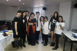 Outstanding students of Hanoi Academy