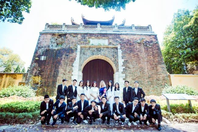 """""""Cô gái vàng"""" của Hanoi Academy lọt top 100 kỳ thi THPT"""