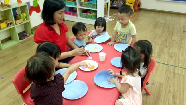 Các nhóm kỹ năng sống cho trẻ mầm non cha mẹ cần biết