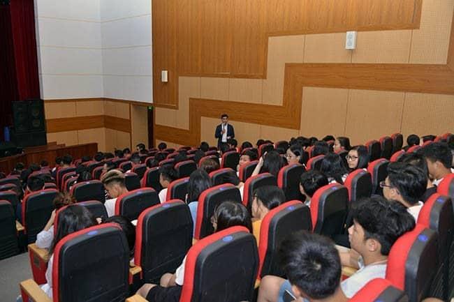 Giới thiệu chương trình IFD bởi đại diện NCC Education
