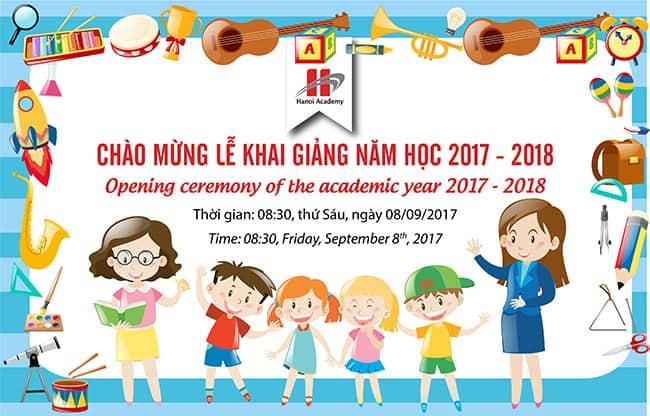 khai-giang-nam-hoc Khai giảng năm học 2017 – 2018