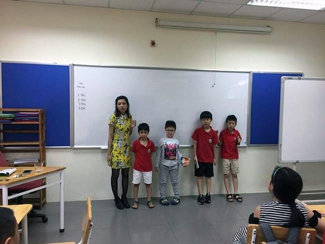 """Cùng khám phá câu lạc bộ""""Ảo thuật"""" với các bạn học sinh Hanoi Academy nhé!"""