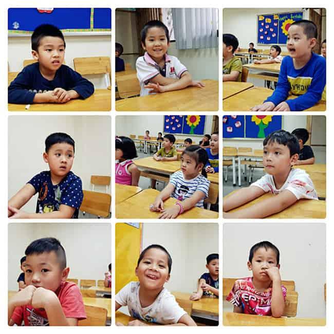 Chuẩn bị cho các bé Mẫu giáo lớn vào lớp 1 tự tin vững vàng