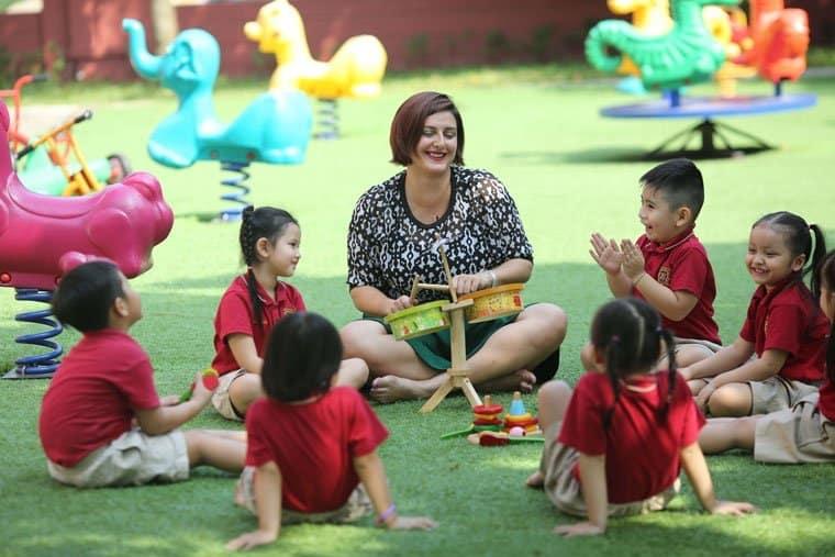 giáo án giáo dục kỹ năng sống cho trẻ mầm non Bé tự lập – Mẹ yên tâm với giáo án kỹ năng sống cho trẻ mầm non
