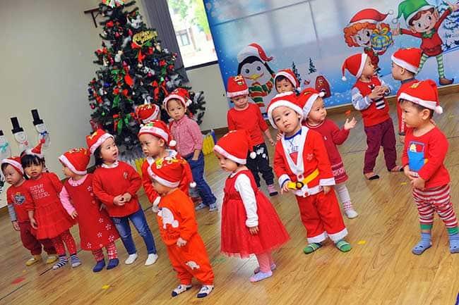 Hanoi Academy tuyển sinh khóa học trong kỳ nghỉ đông 2017 dành cho học sinh Mầm non