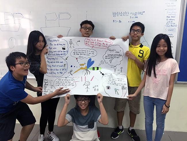 Tiết học STEM và những hoạt động thú vị