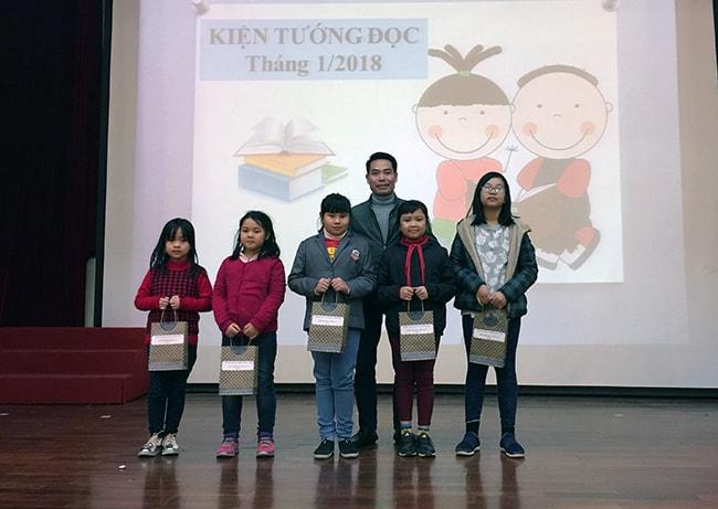 Tỏa sáng những ngôi sao tháng 1 trường Hanoi Academy