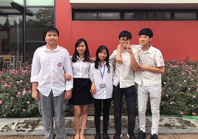 Kỳ thi học sinh giỏi cụm Ba Đình – Tây Hồ: Những con số ấn tượng đến từ Hanoi Academy
