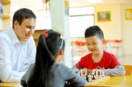 Môi trường chuẩn quốc tế cho học sinh lớp một tại Hanoi Academy