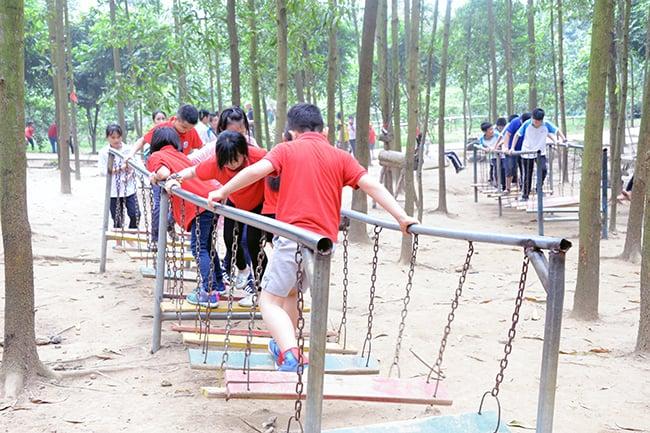 Một ngày trải nghiệm thú vị của học sinh Tiểu học Hanoi Academy