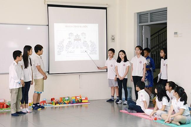 Hanoi Academy – có một kì thi thú vị đến thế!