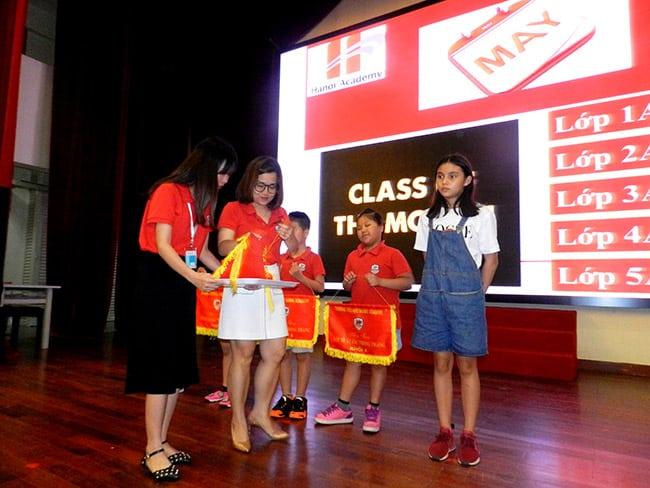 Tháng 5 tại Hanoi Academy – Những ngôi sao tỏa sáng! Tháng 5 tại Hanoi Academy – Những ngôi sao tỏa sáng!