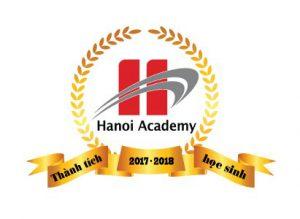 Thành tích học sinh Hanoi Academy năm học 2017 – 2018