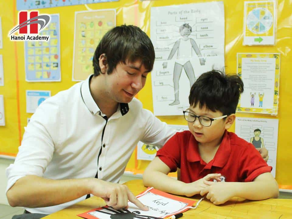 Hanoi Academy tuyển sinh bổ sung khối lớp 2 và 5 Hanoi Academy tuyển sinh bổ sung khối lớp 2 và 5
